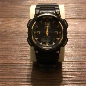 Casio AQ-S810W Tough Solar